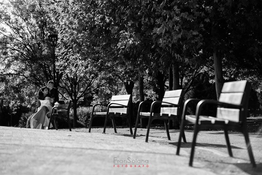 postboda en Parque Europa de Torrejón de Ardoz
