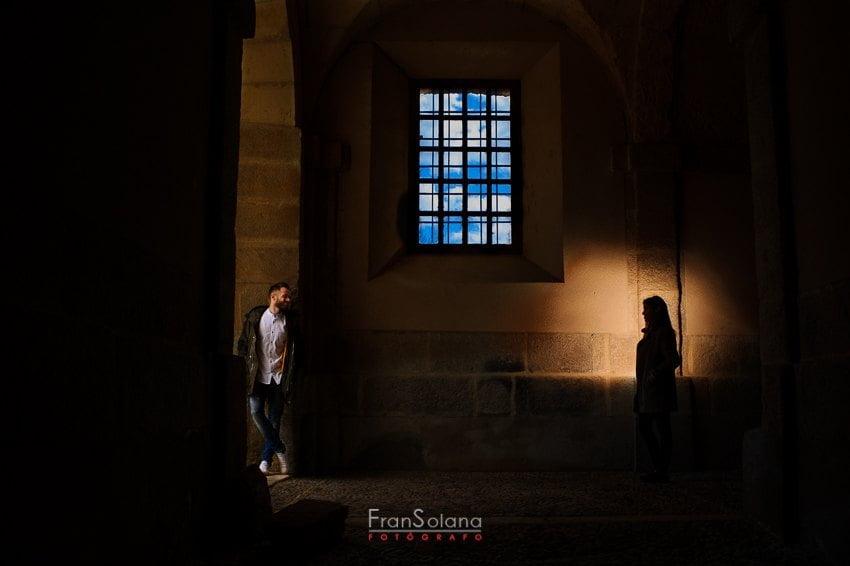 preboda en el Monasterio de EL Paular de Rascafría