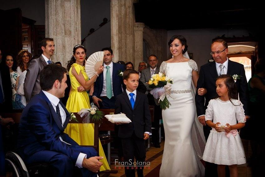 boda en finca la Hacienda de los Santos