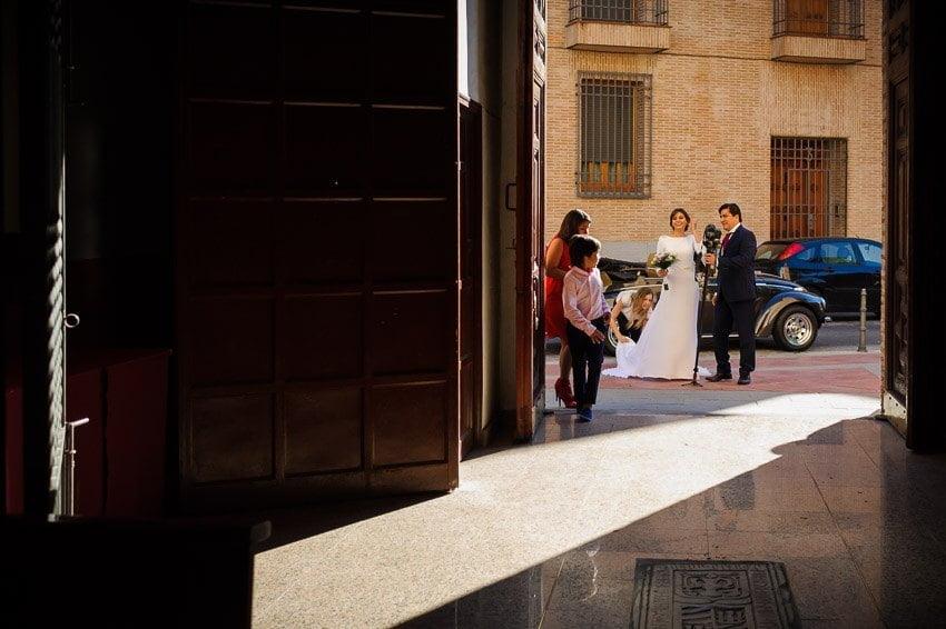 Parroquia San Pedro Apóstol de Madrid