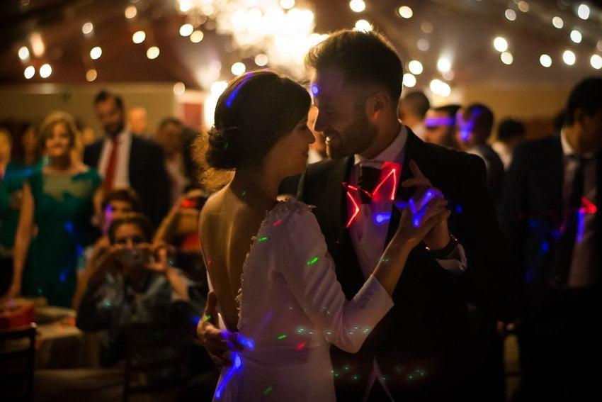 boda en restaurante El Mirador del Olivar