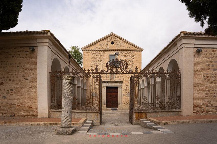 Mejores iglesias para casarse en Toledo, Ermita del Cristo de la Vega