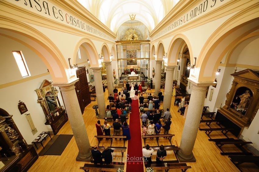 Parroquia de Santa Leocadia de Toledo