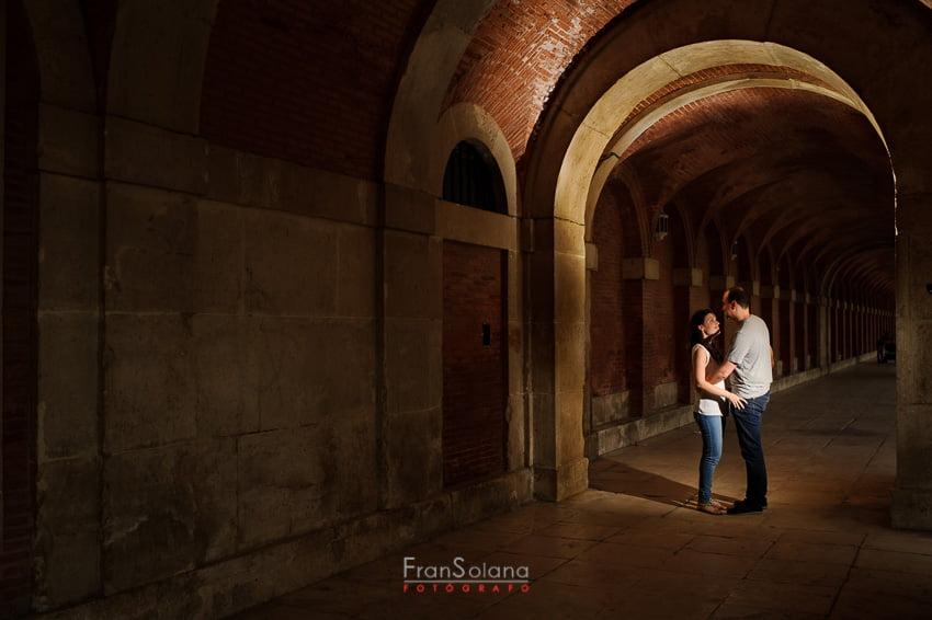 Fotos de preboda en el Palacio Real de Aranjuez