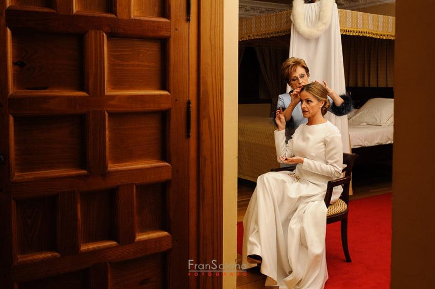 boda en el Antiguo Convento de Boadilla