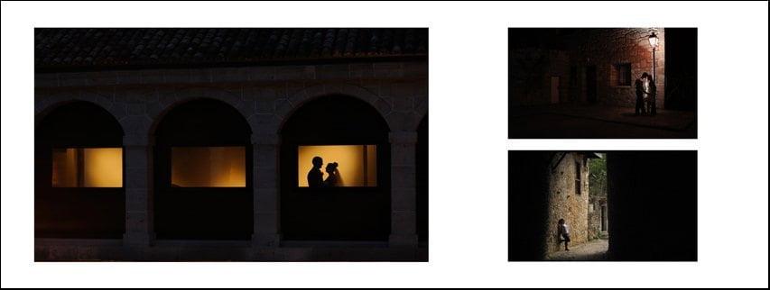 álbum fotográfico de boda