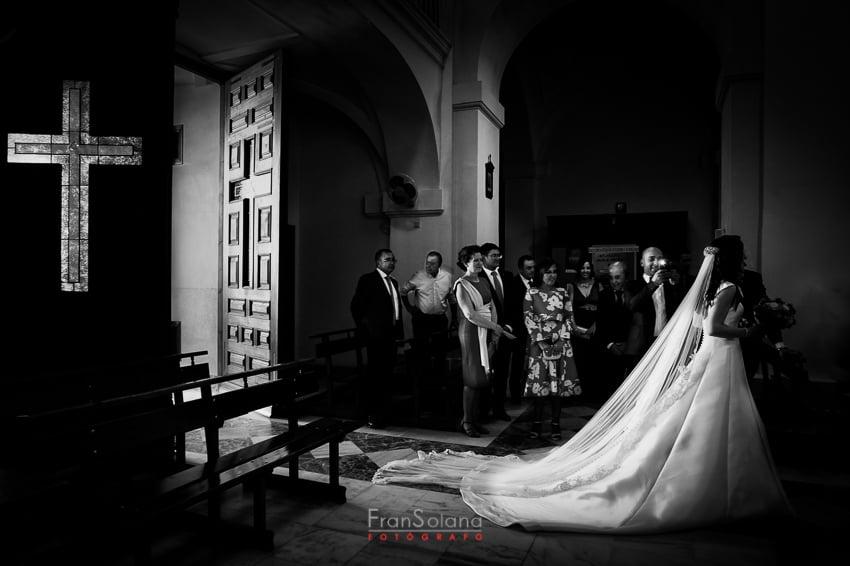 Ceremonia Religiosa en la Parroquia de San Eugenio Mártir de Argés