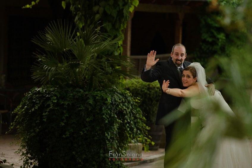boda en Complejo El Manjar de Talamanca