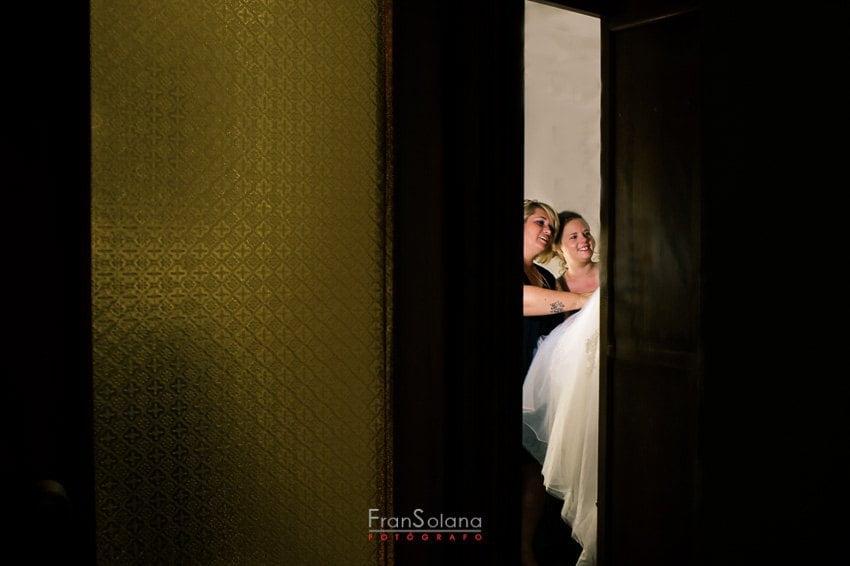 boda en complejo hostelero hermanos alameda grande
