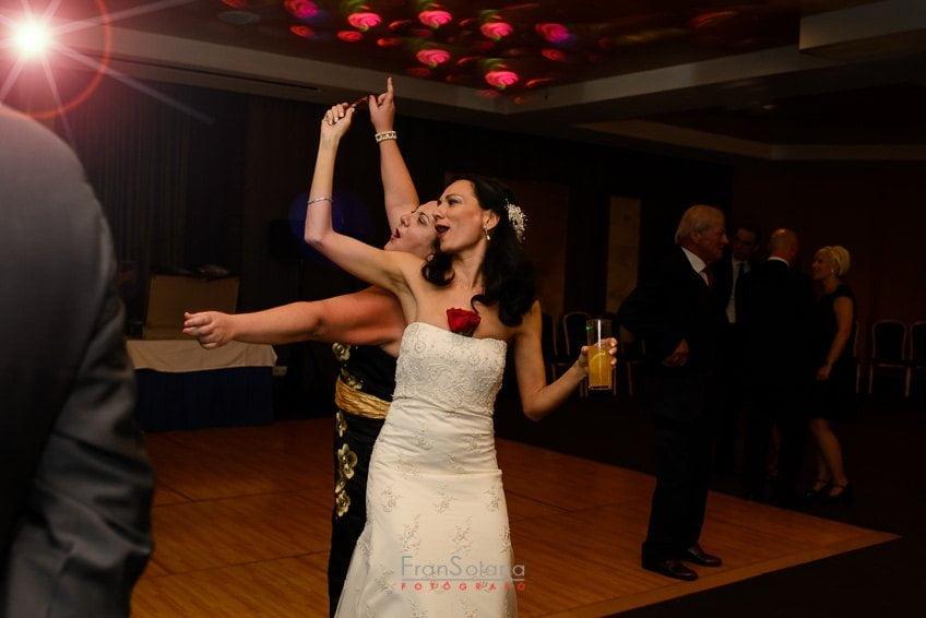 Reportaje de boda en Templo de Debod
