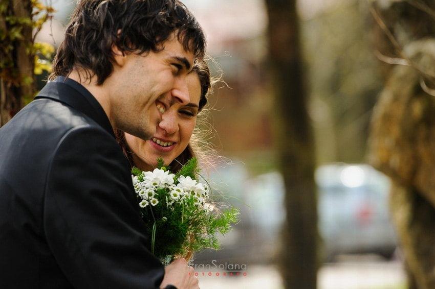 bodas en restaurante Olentzo