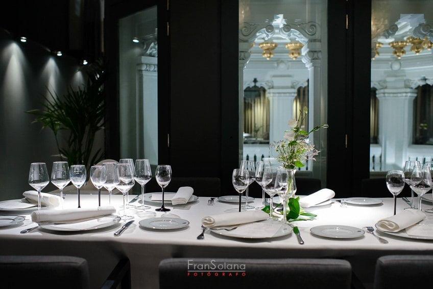 ideas para una boda restaurante cibeles