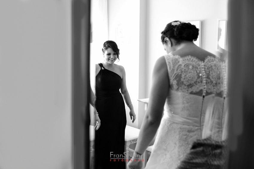 Como evitar el caos en la casa de la novia