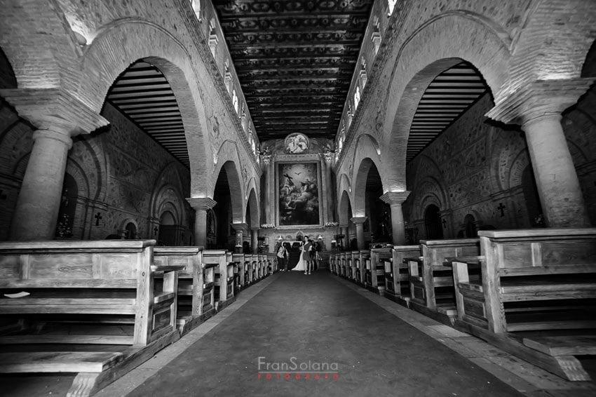 Parroquia de San Pedro Apóstol de Olias del Rey