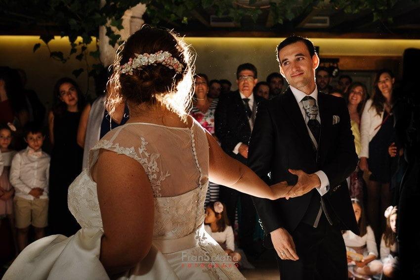 boda en Viñedos Cigarral Santa María
