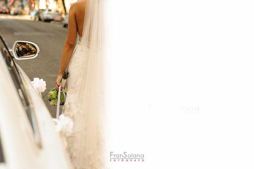 boda en el Restaurante Palacio de Cibeles