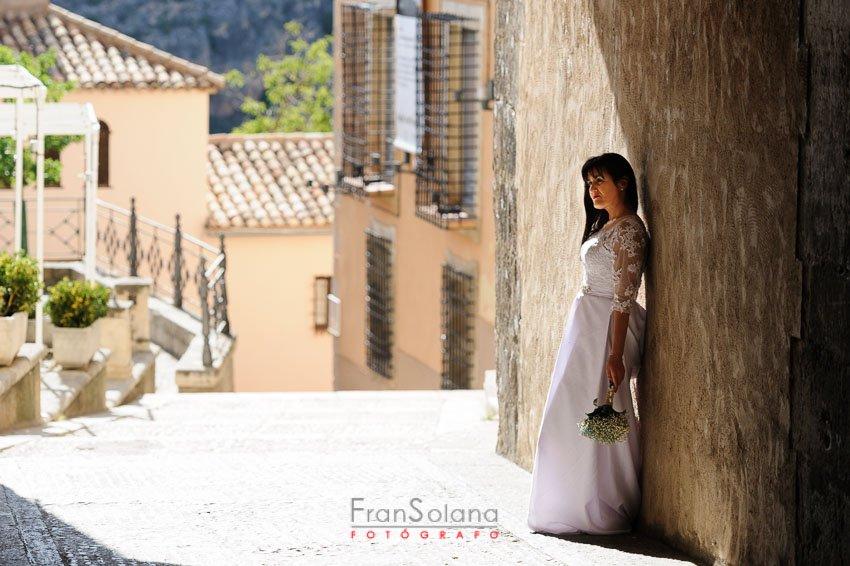 Postboda en Cuenca