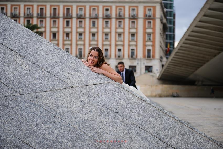 sesión fotográfica postboda en Valencia