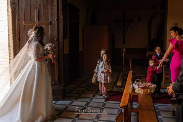 mejores iglesias para casarse en Madrid