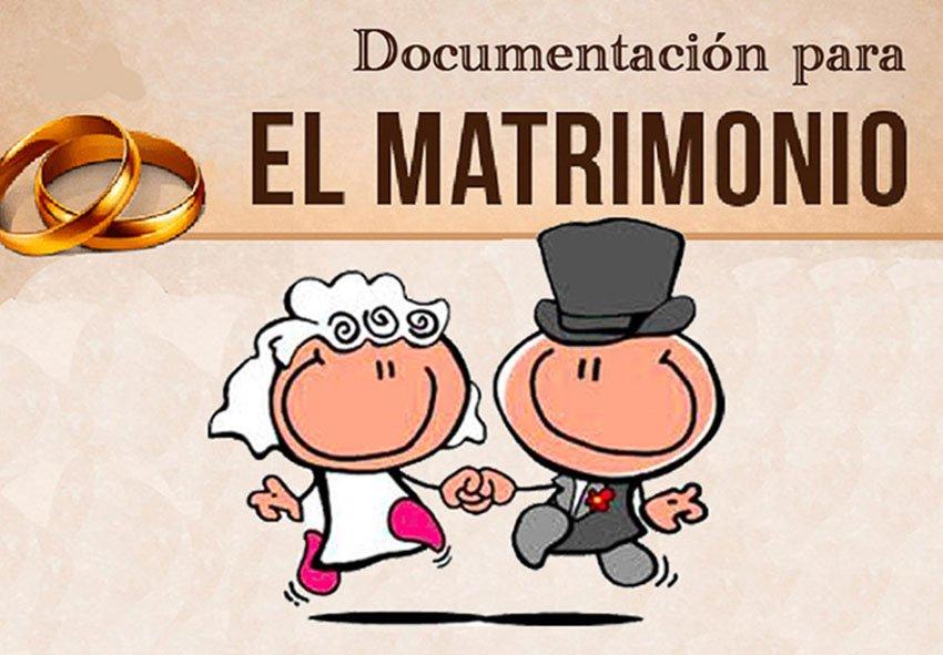 Los 5 Trámites para casarse por la iglesia