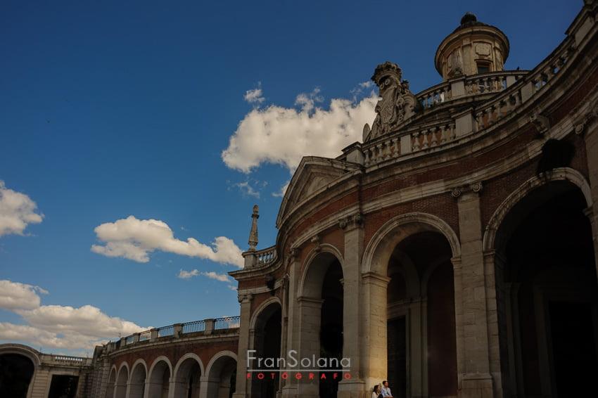 Prebodas en Aranjuez, Iglesia de San Antonio de Padua