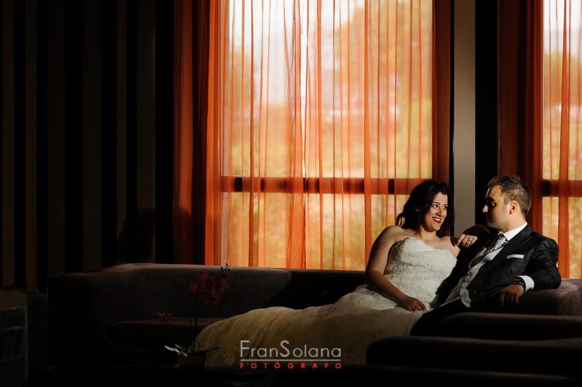 Reportaje de bodas en Arcos de Quejana