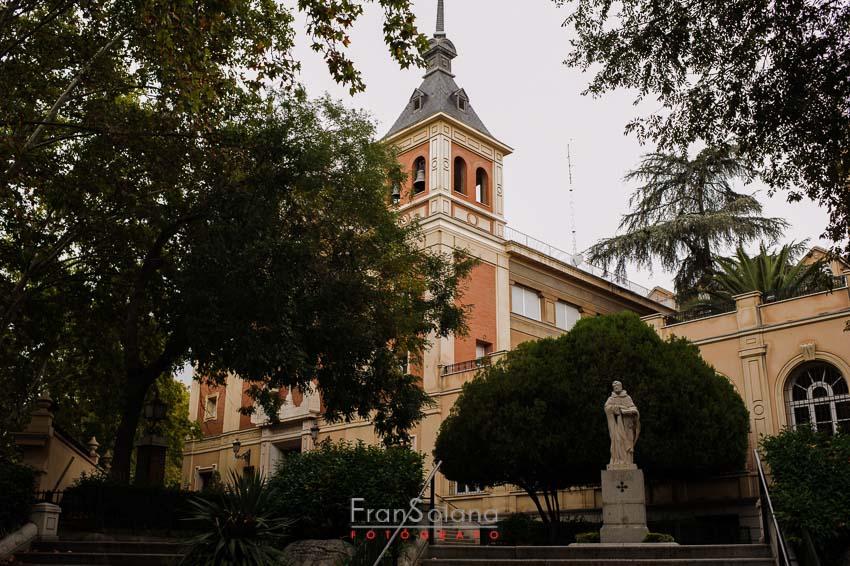 Bodas en la Real Basílica Nuestra Señora de Atocha