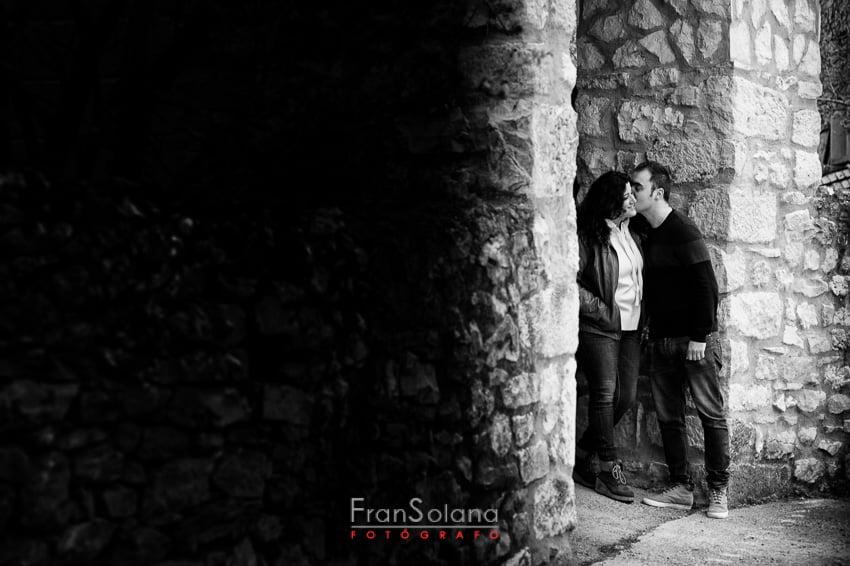 Fotos originales de un preboda en Burgos